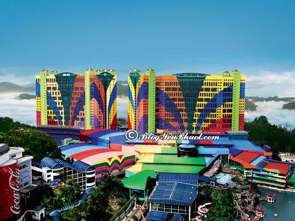 Chơi ở đâu khi du lịch Kuala Lumpur