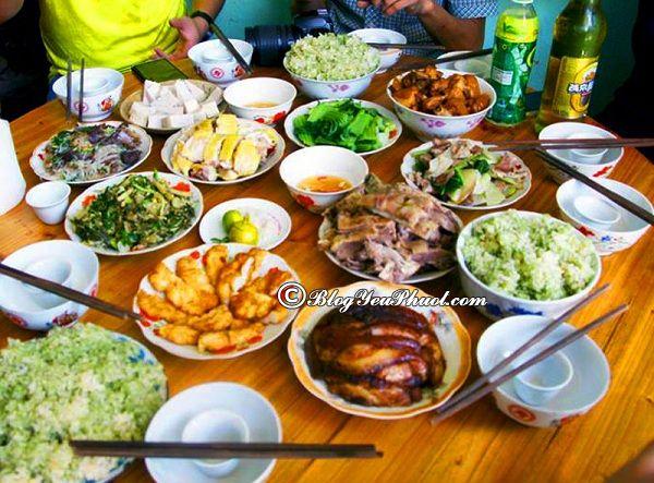 Kinh nghiệm du lịch Bình Liêu- Ăn gì, ăn ở đâu?