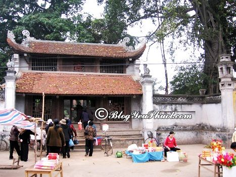 Đi đâu khi phượt Đường Lâm - Chùa Mía ở Đường Lâm, Du lịch làng cổ Đường Lâm nên đi chơi ở đâu?