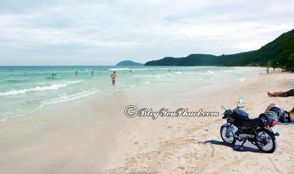 Kinh nghiệm thuê xe máy ở Phú Quốc: Thuê xe máy ở đâu Phú Quốc và thủ tục ra sao?