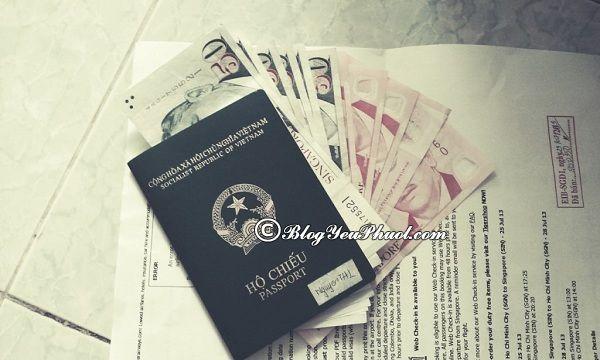 Kinh nghiệm xin visa Hàn Quốc chi tiết: Hướng dẫn làm visa đi du lịch Hàn Quốc thuận lợi, giá rẻ