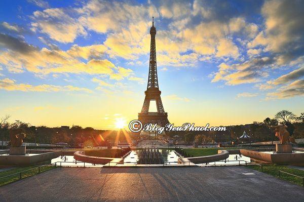 Kinh nghiệm xin Visa Châu Âu du lịch nhanh, thuận lợi, xin visa đi Châu Áu du lịch ở đâu, có khó không?