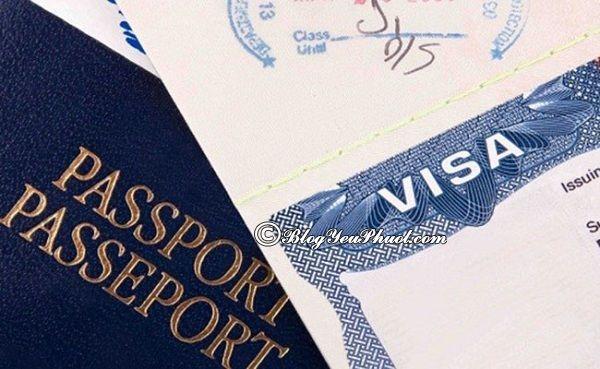 Kinh nghiệm xin visa đi du lịch Pháp: Hồ sơ và thủ tục làm visa du lịch Pháp là gì?