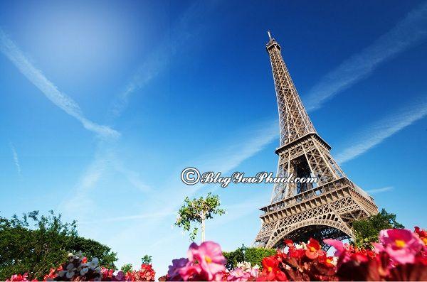 Kinh nghiệm xin visa đi du lịch Pháp: Hướng dẫn quy trình làm visa du lịch Pháp tự túc, chi tiết