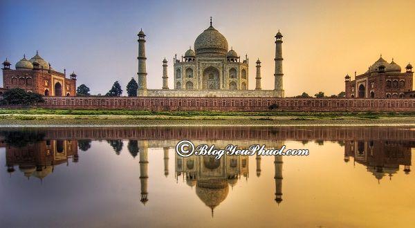 Kinh nghiệm xin visa đi du lịch Ấn Độ