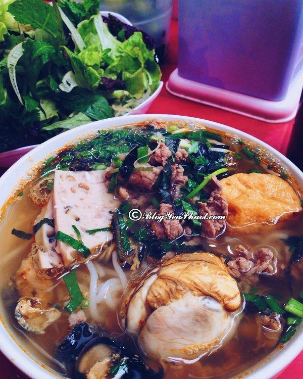 Những quán ăn đêm ở Hà Nội ngon bạn nhất định phải thử
