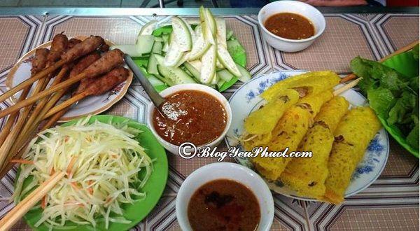 Ăn vặt ở đâu ngon khi du lịch Đà Nẵng?