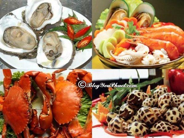 Những quán hải sản ngon ở Đà Nẵng