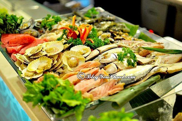 Ăn hải sản ở đâu ngon tại Đà Nẵng?