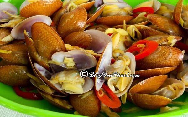 Ăn hải sản ở đâu tại Đà Nẵng ngon?