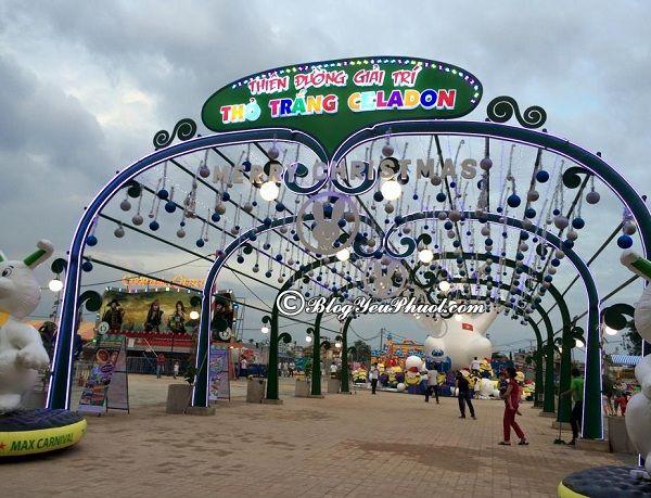 Nơi vui chơi hấp dẫn ở Sài Gòn: Du lịch Sài Gòn nên đi chơi đâu?
