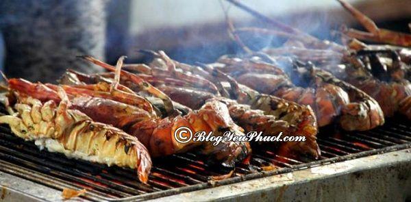 Các quán hải sản ngon rẻ ở Vũng Tàu: Vũng Tàu có quán hải sản nào ngon, nổi tiếng?