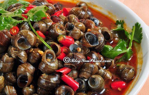 Các quán ăn hải sản ngon ở Vũng Tàu: Tổng hợp địa chỉ ăn hải sản ngon, bổ, rẻ ở Vũng Tàu