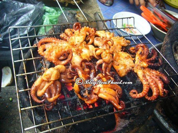 Các quán hải sản ngon tại Nha Trang: Ăn hải sản ở đâu khi đi du lịch Nha Trang?