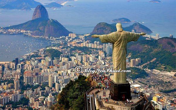 Thủ tục xin visa đi du lịch Brazil