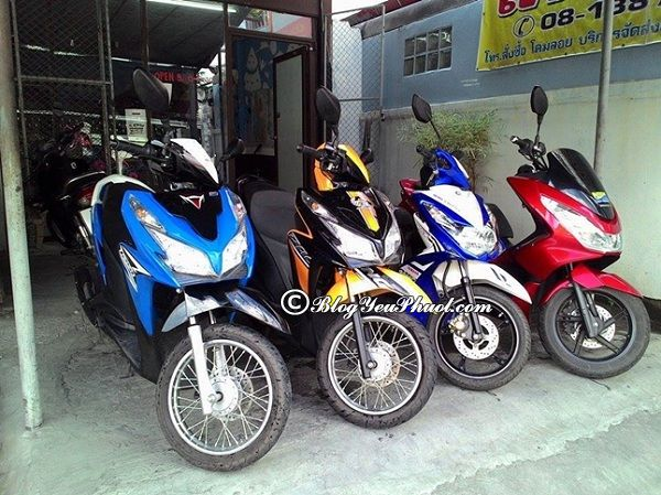 Thuê xe máy ở Buôn Mê Thuột giá rẻ: Hướng dẫn chọn địa chỉ cho thuê xe máy an toàn, chất lượng, uy tín ở Buôn Ma Thuột