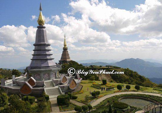 Kinh nghiệm du lịch Chiangmai: Du lịch Chiang Mai có gì hấp dẫn?