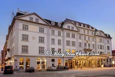 Ở đâu khi đi du lịch Đan Mạch?-Khách sạn cao cấp, bình dân, giá rẻ ở Đan Mạch đẹp, tiện nghi