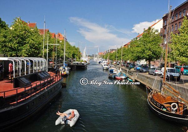 Đi đâu, chơi đâu khi du lịch Đan Mạch?-Thủ đô Copenhagen xinh đẹp, tư vấn lịch trình tham quan, vui chơi, ngắm cảnh đẹp ở Đan Mạch