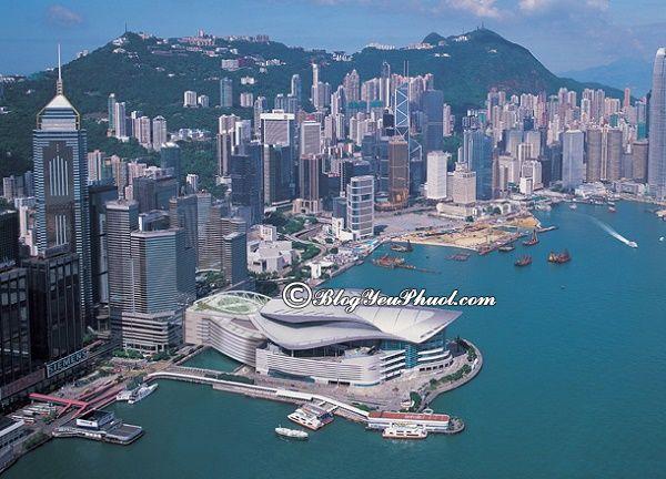 Nên đi du lịch Hồng Kông vào thời điểm nào?