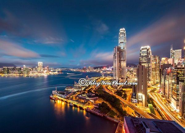 Kinh nghiệm du lich Hồng Kông tự túc, đầy đủ nhất