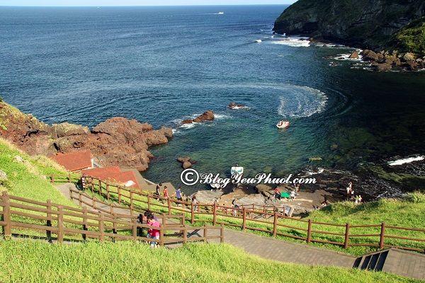 Du lịch đảo Jeju khám phá Đường đi bộ Olle, hướng dẫn tour du lịch Jeju giá rẻ, chi tiết