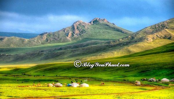 Du lịch Mông Cổ an toàn, tiết kiệm: Du lịch Mông Cổ có gì hấp dẫn?