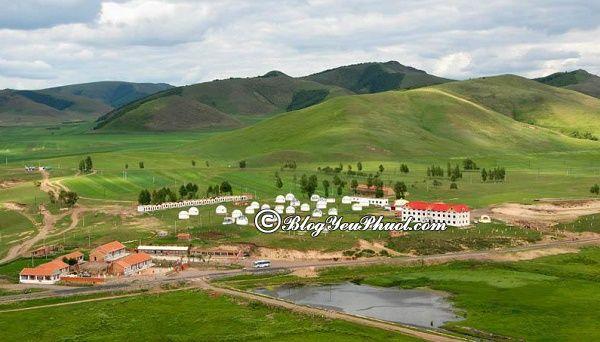 Nên đi du lịch Mông Cổ vào thời gian nào? Thời điểm đẹp nhất để đi du lịch Mông Cổ