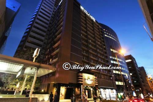 Ở đâu khi du lịch Osaka? Khách sạn cao cấp, bình dân, giá rẻ ở Osaka
