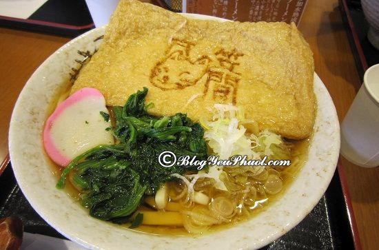 Tư vấn, kinh nghiệm vui chơi, ăn uống ở Osaka: Món ăn ngon đặc sản nổi tiếng ở Osaka