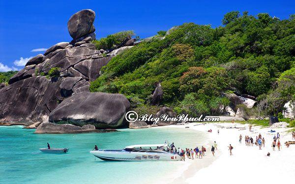 kinh nghiệm du lịch Phuket tự túc