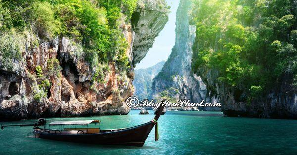 Kinh nghiệm du lịch Phuket - thời điểm đẹp nhất đi Phuket tham quan, du lịch