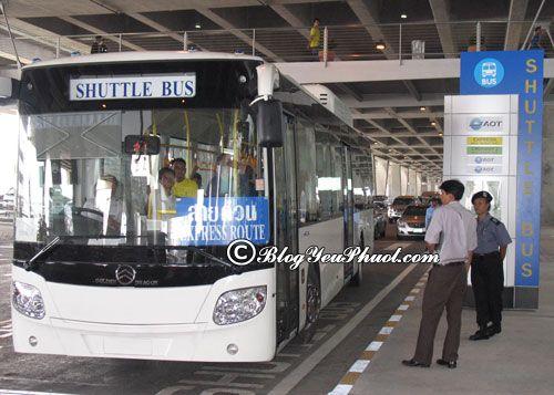 Đi du lịch Phuket tự túc, giá rẻ bằng xe bus: Du lịch Phuket bằng phương tiện gì?