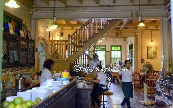 Kinh nghiệm vui chơi, ăn uống khi đi du lịch Phuket: Ăn ở đâu ngon khi đến Phuket