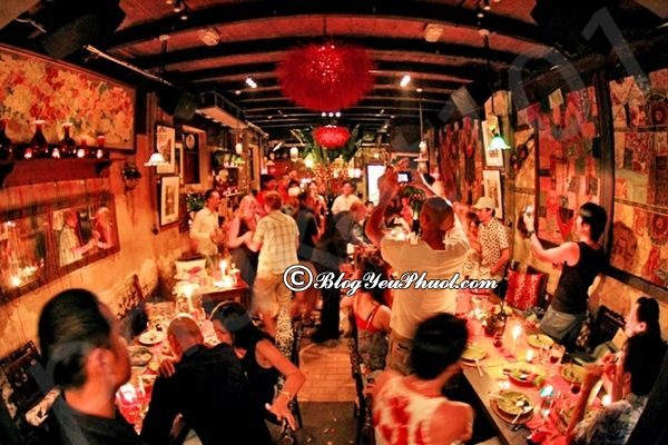 Địa điểm ăn uống ngon, giá rẻ khi đi du lịch Phuket: Ăn ở đâu khi đến Phuket?-Ka Jok See