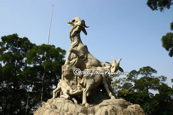 Du lịch Quảng Châu tham quan ở đâu?