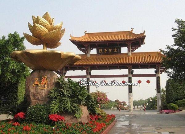 Liên Hoa Sơn - du lịch Quảng Châu