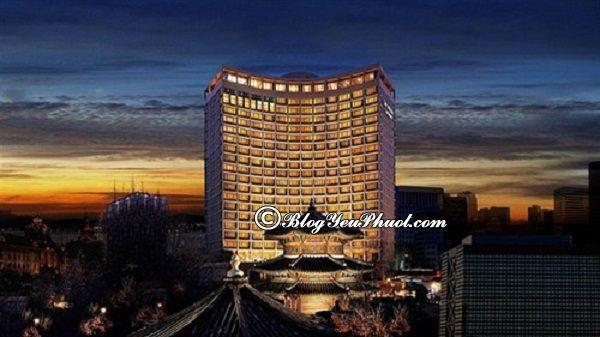 Ở đâu khi du lịch Seoul? - Khách sạn cao cấp, bình dân, giá rẻ ở Seoul tiện nghi, chất lượng
