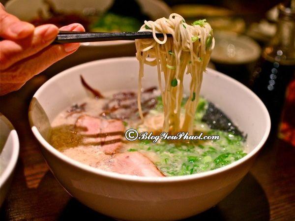 Du lịch Tokyo đừng nên bỏ qua món Mì soba, kinh nghiệm vui chơi, ăn uống khi đi du lịch Tokyo