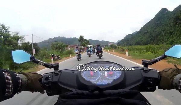 Du lịch bụi Tuyên Quang cần chú ý gì? Kinh nghiệm phượt Tuyên Quang an toàn, vui vẻ