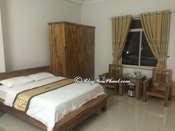 Nên ở đâu khi đi du lịch bụi Tuyên Quang? Địa chỉ các khách sạn, nhà nghỉ giá rẻ, chất lượng ở Tuyên Quang