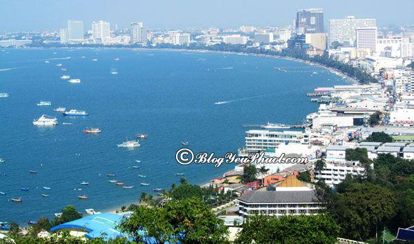 Kinh nghiệm du lịch Pattaya tự túc: Nên đi tham quan, vui chơi ở đâu Pattaya?