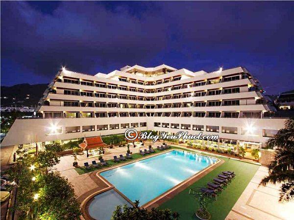 Ở đâu khi du lịch Pattaya? Khách sạn ở Pattaya giá tốt, tiện nghi, sạch đẹp