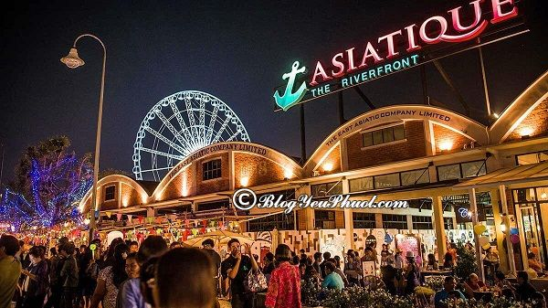 Kinh nghiệm du lịch Pattaya - Mua sắm ở đâu Pattaya giá rẻ, đẹp