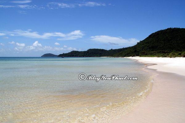 Đến Phú Quốc du lịch không nên bỏ qua Bãi Sao: Nơi tham quan, vui chơi, ngắm cảnh, chụp ảnh đẹp ở Phú Quốc dịp 30/4