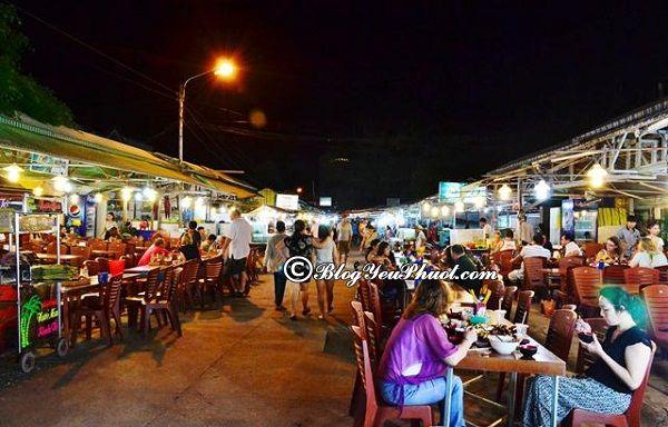 Du lịch Phú Quốc dịp 30-4 mua gì, ở đâu?- Chợ đêm Phú Quốc, nơi tham quan, mua sắm ở Phú Quốc nổi tiếng nên tới dịp 30-4