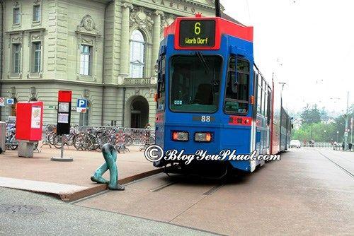 Du lịch Thụy Sĩ bằng xe bus: Hướng dẫn lịch trình đi lại, tham quan, vui chơi, ăn uống khi đi du lịch Thụy Sỹ
