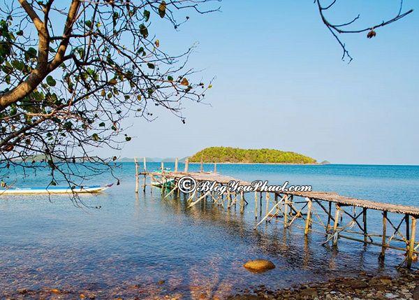Nên đi phượt quần đảo Bà Lụa khi nào, tháng mấy? Địa điểm tham quan, ngắm cảnh, chụp ảnh đẹp ở quần đảo Bà Lụa