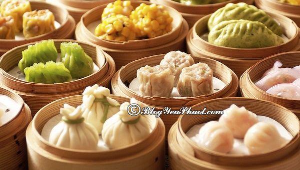 Nên ăn gì ngon khi du lịch Hồng Kông?
