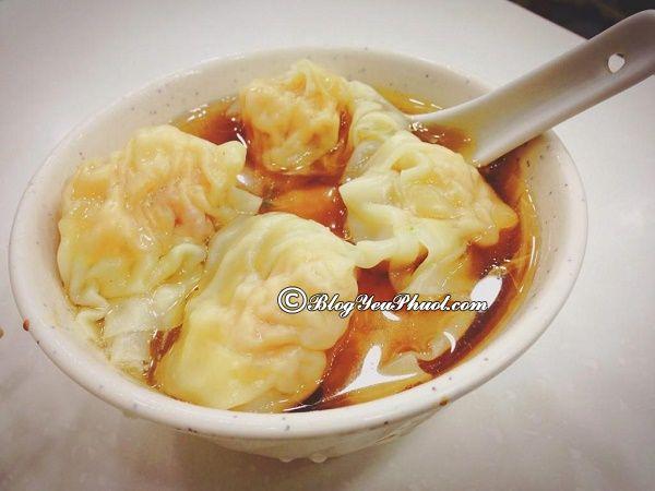 Đặc sản Đài Loan - bánh bianshi